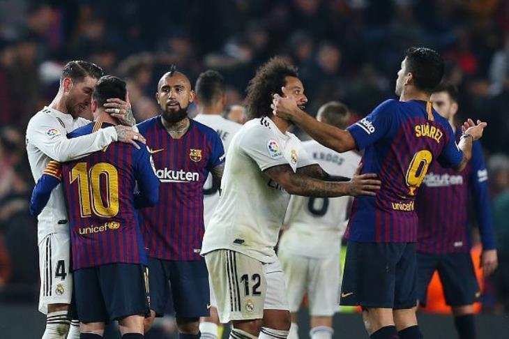 ريال مدريد يحارب برشلونة لخطف شبيه فالفيردي