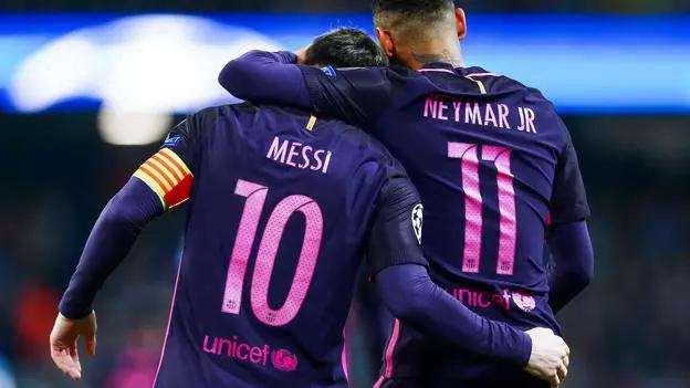 مفاجأة.. خطوة باريس سان جيرمان تهدي نيمار إلى برشلونة