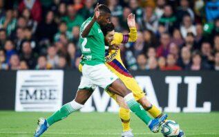 إيمرسون ضد برشلونة