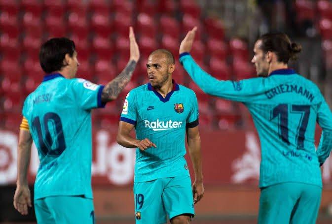 برشلونة يخسر جهود ثنائي الفريق أمام بيلباو