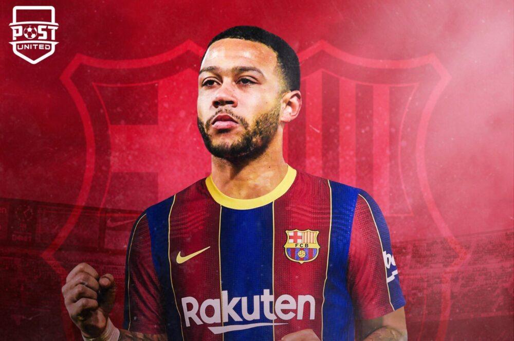 تطورات مثيرة.. برشلونة يفاجئ ديباي بعقد جديد