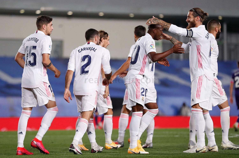 ثنائي ريال مدريد المعار يضمنوا العودة