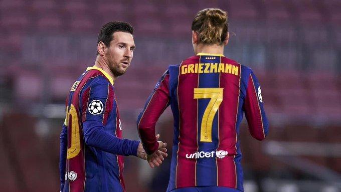 بسبب جريزمان.. ميسي ينفجر في برشلونة بتصريح مدوي