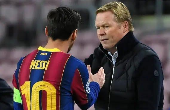 بديل ديباي.. كومان يأمر برشلونة بضم صفقة مفاجأة