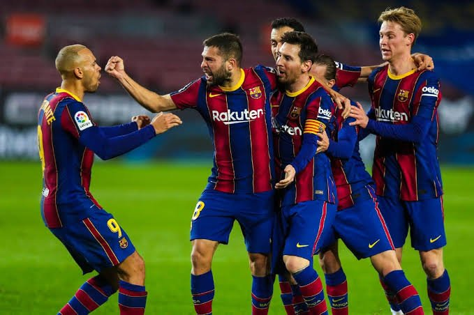 """حدث استثنائي لـ""""ديمبيلي"""" مع برشلونة"""
