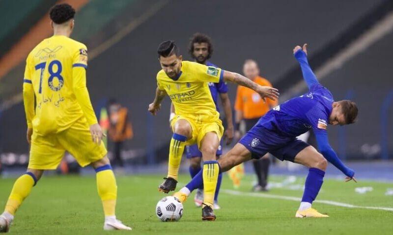 النصر السعودي يطلب صفقة من الدوري الإسباني