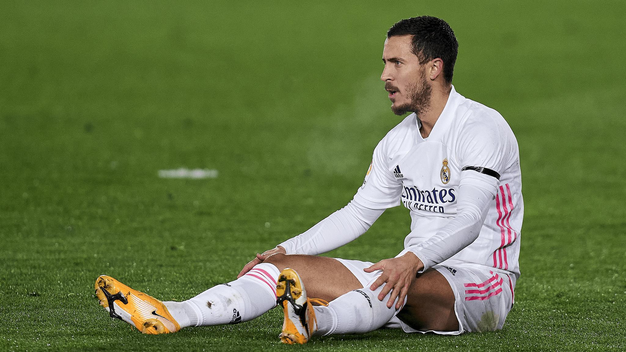 هازارد يواصل إثارة الذعر في ريال مدريد
