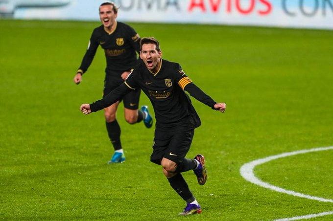 رقم غير مسبوق في الليجا.. ميسي يصنع تاريخيا جديدا مع برشلونة