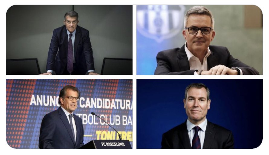 أول تعليق من مرشح برشلونة بعد استبعاده من الانتخابات