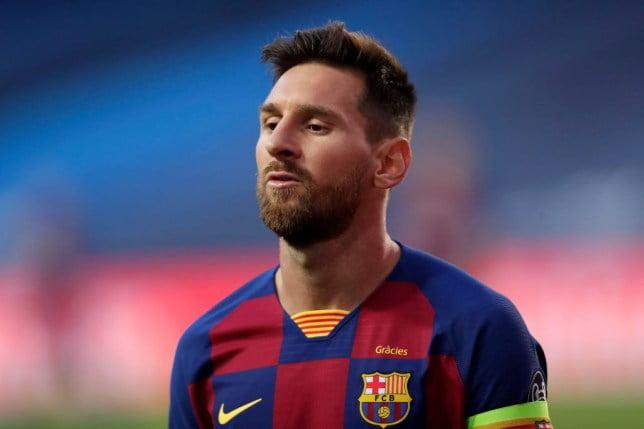 """حسم الأمر.. برشلونة يستقر على بديل ميسي بعد رحيله """"لاعب بالمجان"""""""