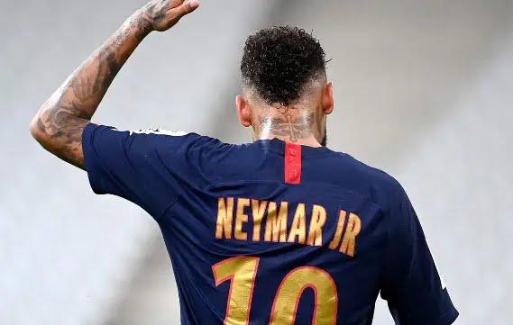 نيمار يغضب ريال مدريد بتصرف مثير للجدل