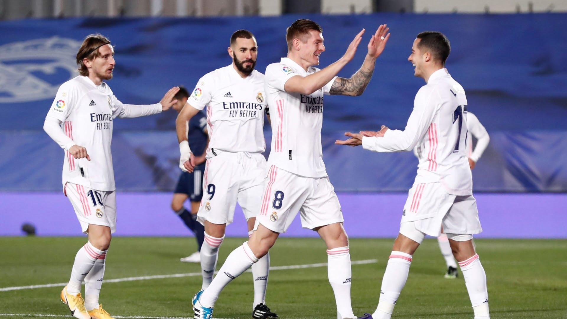 بنزيمة يصدم جماهير ريال مدريد