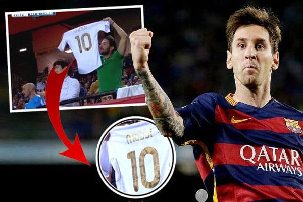 """لا يُصدق .. ميسي يضع """" الساحر """" في ريال مدريد"""