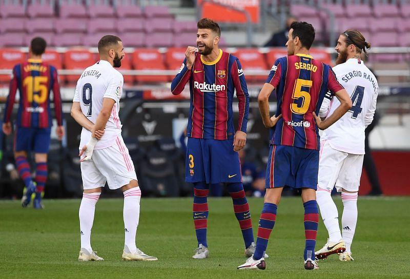 برشلونة يرد على خطف هدف ريال مدريد