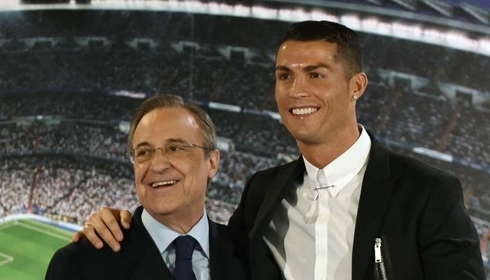 ليس فليكس .. رونالدو يُقرب صفقة مدوية من ريال مدريد
