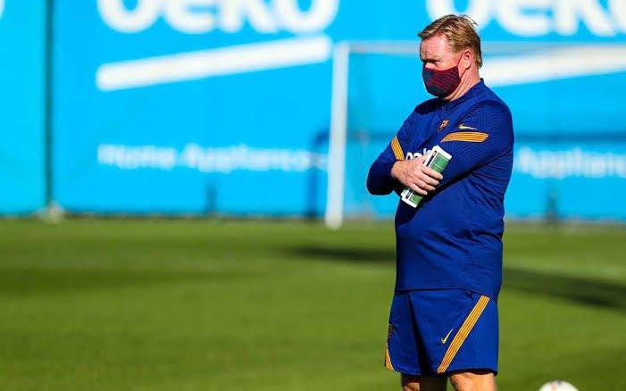 """ليس فيربو .. كومان يستقر على رحيل """" الفاشل """" عن برشلونة"""