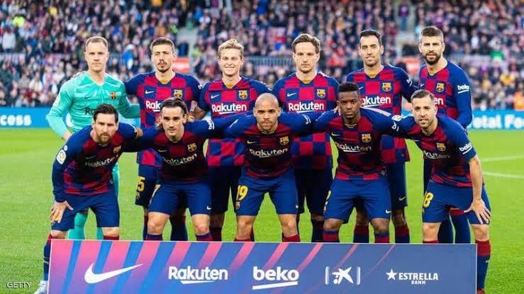 مفاجأة وحيدة في تشكيل برشلونة المتوقع أمام غرناطة