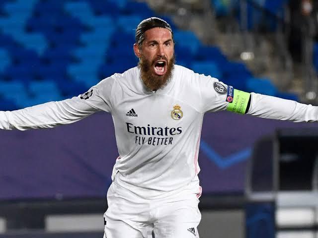 لاعبو ريال مدريد يحرجون راموس بتصرف مثير