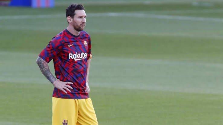 ميسي سيرحل عن برشلونة إذا فاز هذا المرشح برئاسة النادي