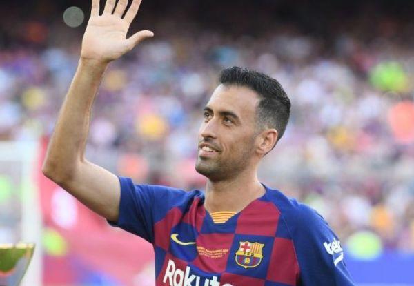 الرابع في التاريخ.. بوسكيتس يدون رقما قياسيا مع برشلونة