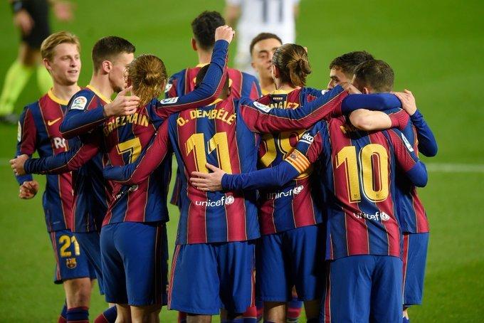برشلونة يخطط لصفقة تبادلية ضخمة