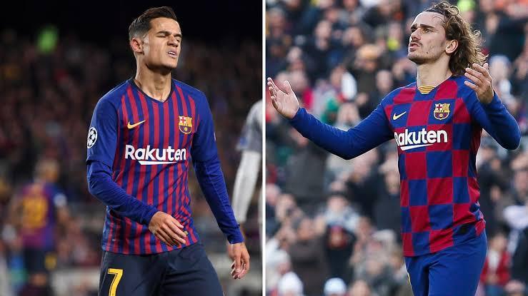 برشلونة يستغل كوتينيو وجريزمان لخطف صفقة ريال مدريد