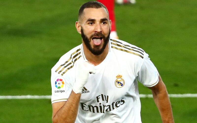 بنزيمة يدخل تاريخ ريال مدريد برقم مرعب