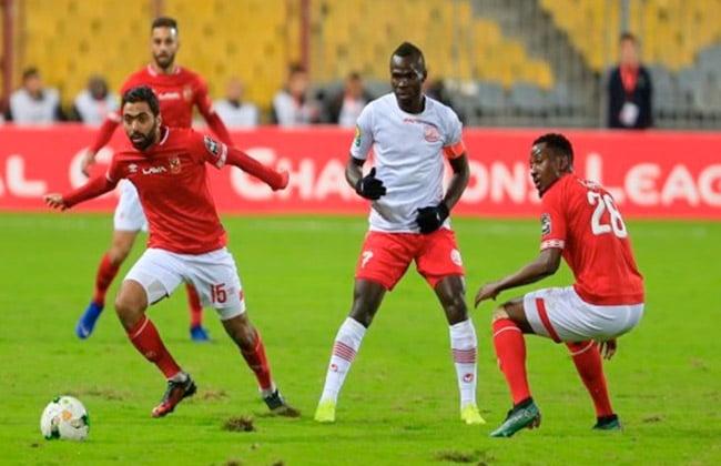 إذاعة مباراة الأهلي وسيمبا التنزاني عبر قناة مفتوحة