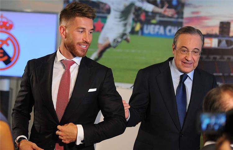 قرار ريال مدريد النهائي بشأن تجديد عقد راموس