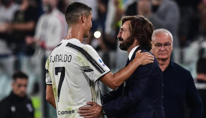 رونالدو يوافق على رحيل بيرلو.. والبديل مفاجأة!