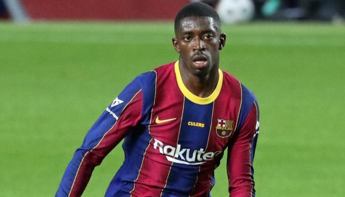 كومان يدفع برشلونة لاتخاذ قرار جديد مع ديمبيلي