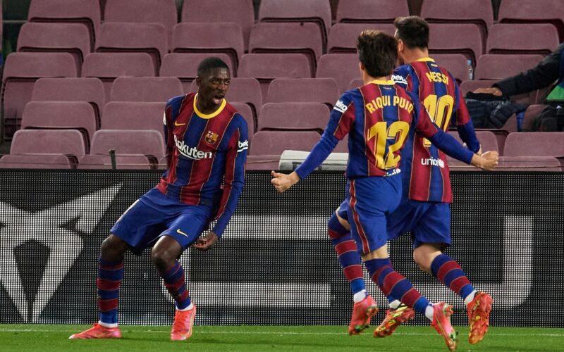 الكشف عن أفضل لاعب في مباراة برشلونة وبلد الوليد