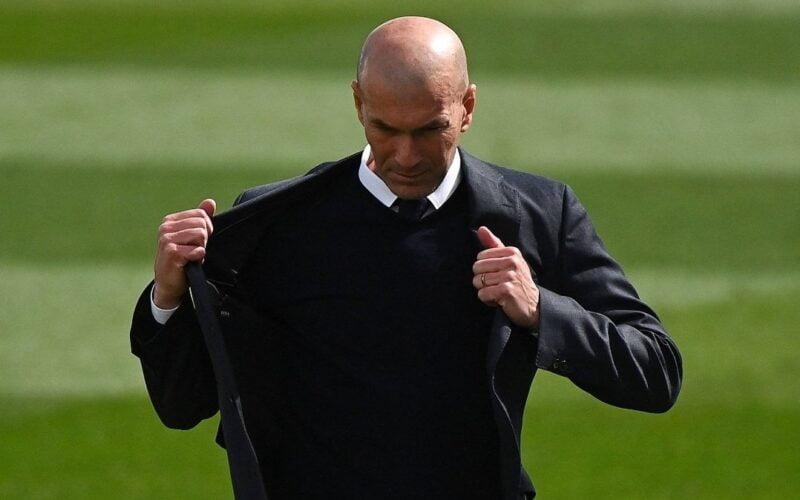 زيدان يدون رقما مميزا مع ريال مدريد بدوري الأبطال