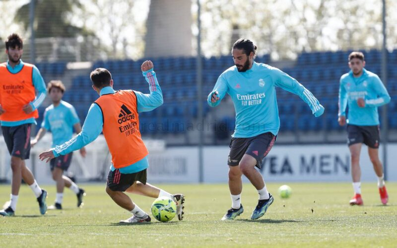 عاجل   نبأ سار لريال مدريد قبل مواجهة برشلونة