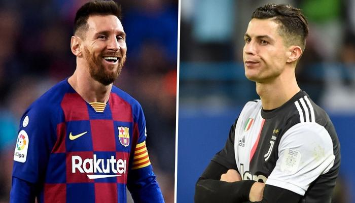 نجم ريال مدريد السابق يصدم رونالدو ويفضل ميسي عليه