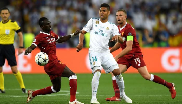 4 لاعبين مهددين بالغياب عن إياب ليفربول وريال مدريد