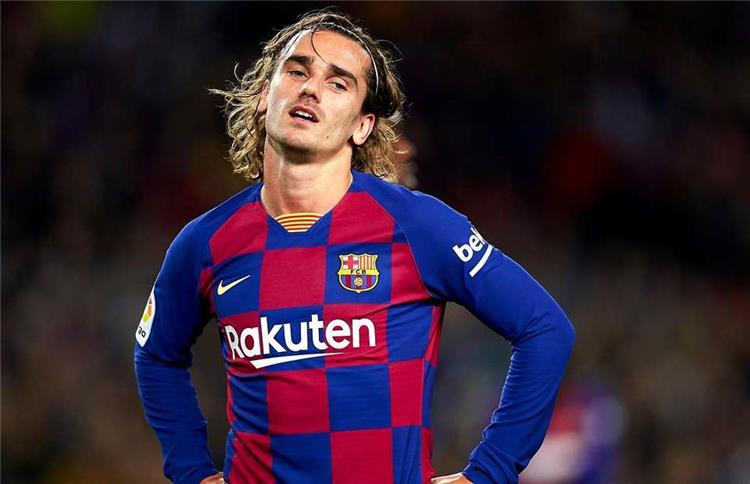 جريزمان يحسم قراره النهائي بشأن الرحيل عن برشلونة