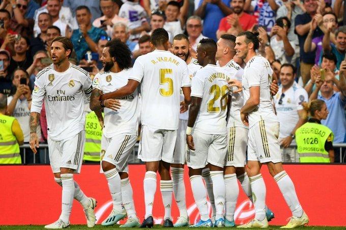 تهديد واضح للخصوم.. تعليق قوي من ريال مدريد بعد الفوز على إيبار