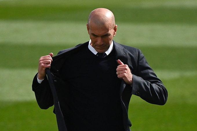 بعد فوز ريال مدريد.. أرقام مجنونة لزيدان وبيريز