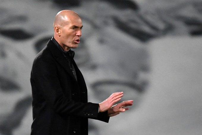 زيدان يوجه رسالة نارية لخصوم ريال مدريد