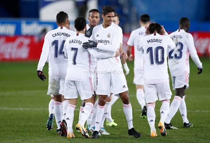 تقارير.. ريال مدريد يخطط لصفقة مفاجئة من البريميرليج