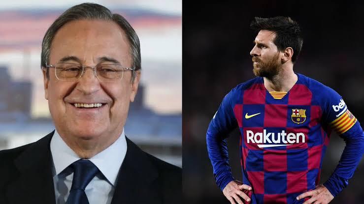 رفض ميسي وبرشلونة … الساحر يعرض خدماته على ريال مدريد
