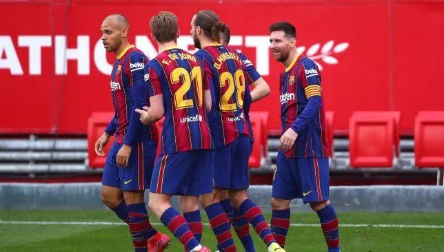 مانشستر يونايتد يقترب من ساحر برشلونة