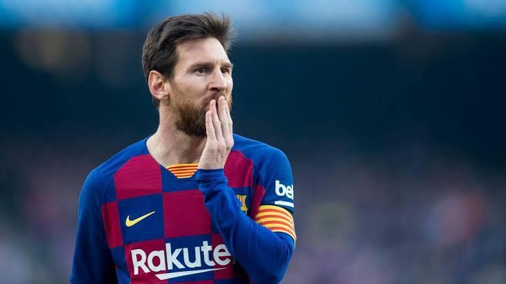 الكشف عن ما قاله ميسي للاعبي برشلونة قبل الشوط الثاني