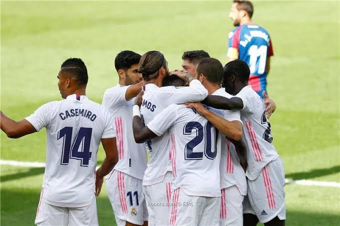 مفاجآت في تشكيل ريال مدريد الرسمي أمام ليفربول بدوري الأبطال