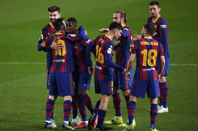 قبل نهائي الكأس.. تسريب تشكيل برشلونة أمام أتلتيك بيلباو