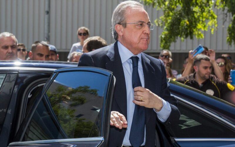 تعقد مفاوضات تجديد نجم ريال مدريد.. وبيريز يصدر قرار صادم