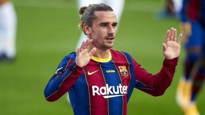 بـ60 مليون يورو .. جريزمان يتلقي عرضا للرحيل عن برشلونة