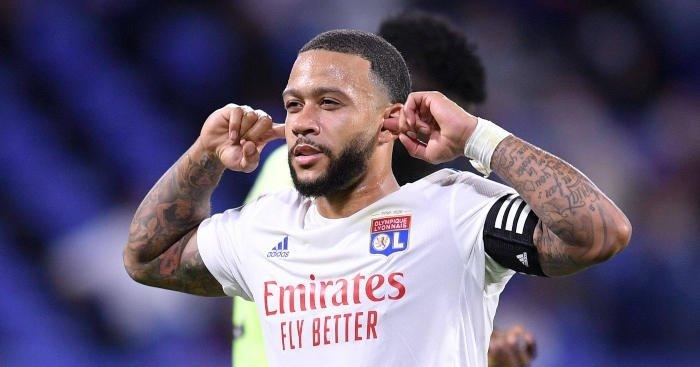 ديباي يعلق على انتقاله إلى برشلونة