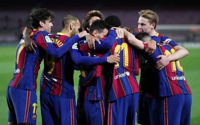 عاجل   برشلونة يخسر خدمات نجم الفريق لثلاثة أشهر للإصابة
